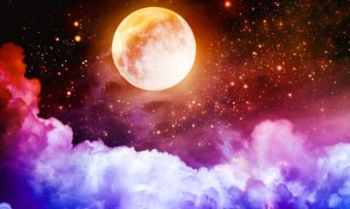 гадание при луне