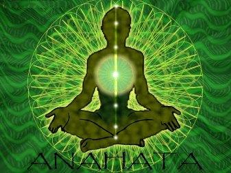 Чакра Анахата и ее расположение в теле