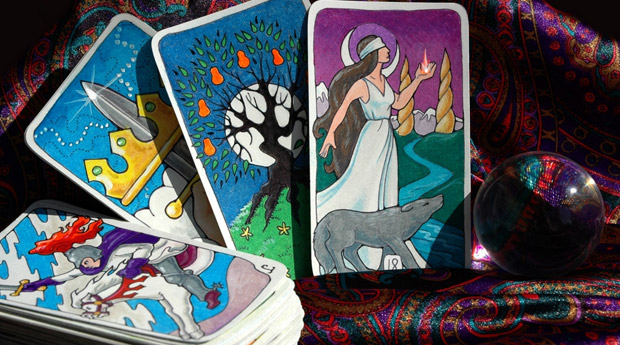 Что означает 9 аркан? Духовность, Отшельник!